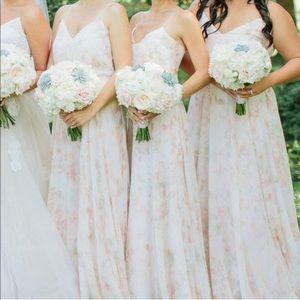 fd7fca72ec50 Jenny Yoo Dresses - Jenny Yoo Inesse Blush Multi - 0